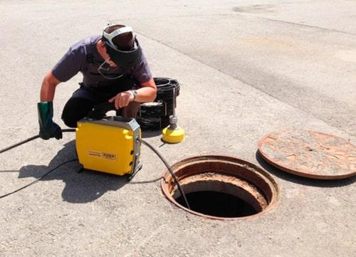 Чистка канализации в Киеве