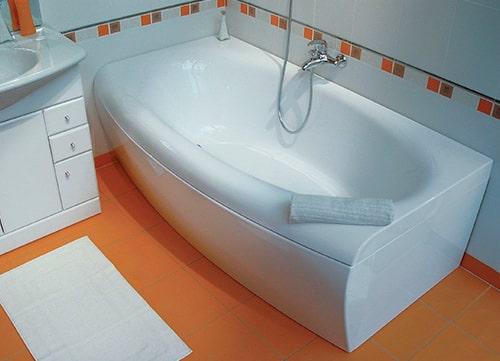 Установка и замена ванны в Киеве