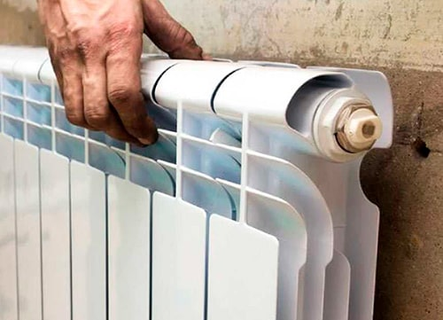 Замена радиатора (батареи) в Киеве